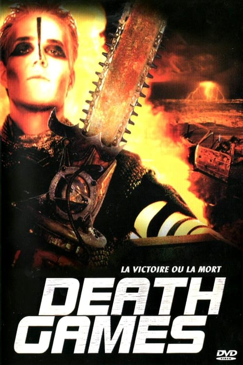 Death Game (1996) Poster