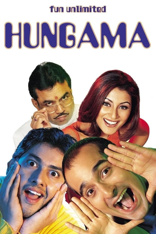 Hungama (2003) Poster