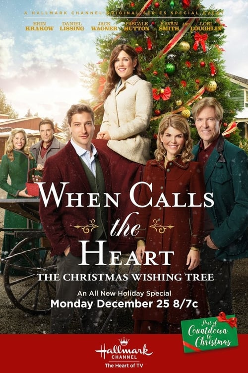 When Calls the Heart: The Christmas Wishing Tree Watch