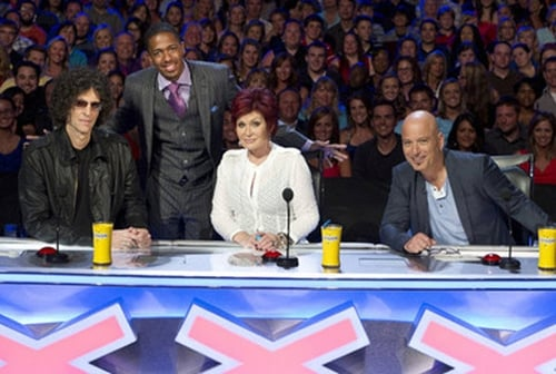 America's Got Talent: Season 7 – Episode Hopefuls perform for the judges (1)