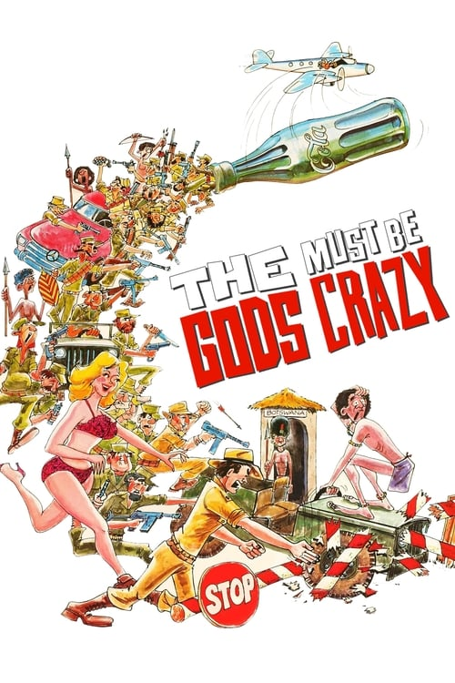 Watch The Gods Must Be Crazy (1980) Full Movie