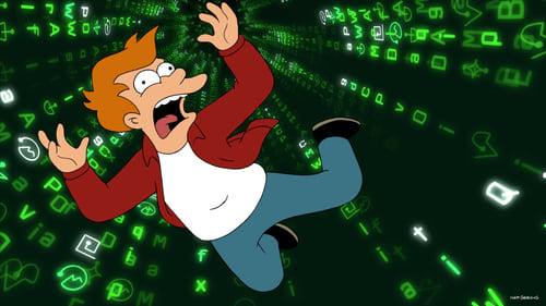 Futurama - Season 7 - Episode 10: Near-Death Wish