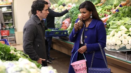 The Mindy Project 2014 Blueray: Season 3 – Episode Danny Castellano Is My Nutritionist