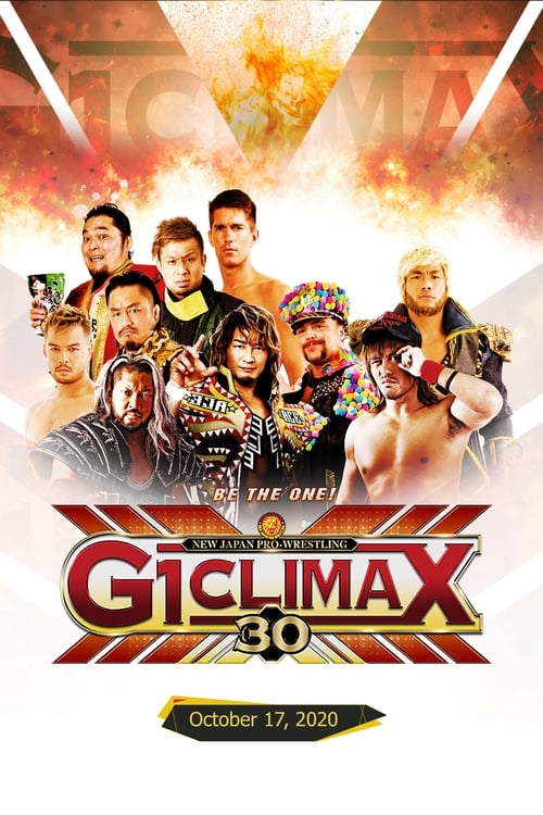 Watch NJPW G1 Climax 30: Day 18 Online Freeform