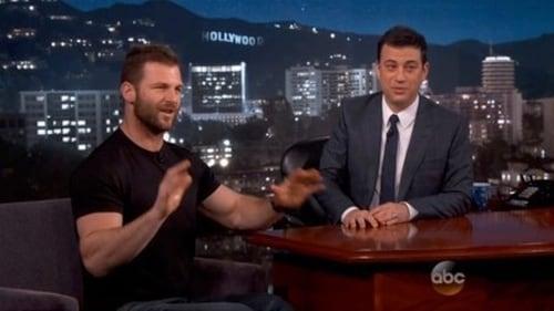 Jimmy Kimmel Live 2015 Hd Tv: Season 13 – Episode Kerry Washington, Dave Salmoni, Ne-Yo