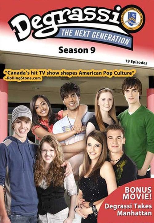 Degrassi: Season 9