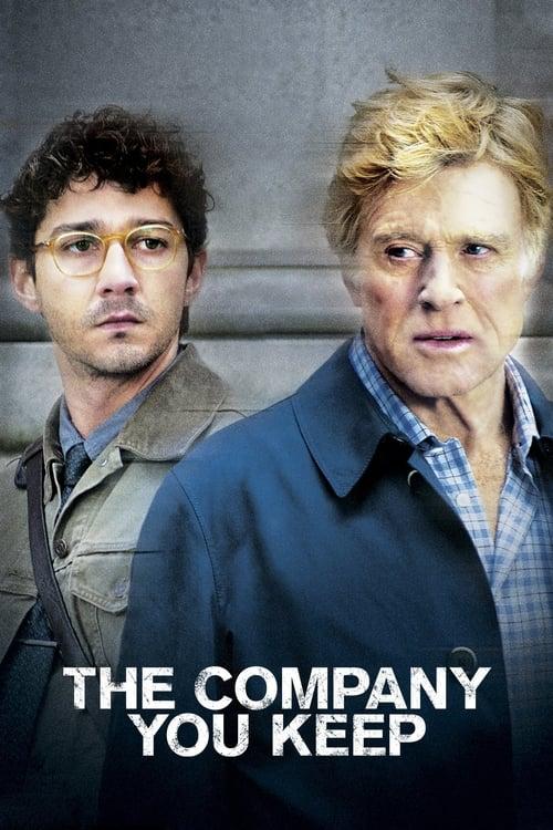 The Company You Keep ( Geçmişin Sırları )