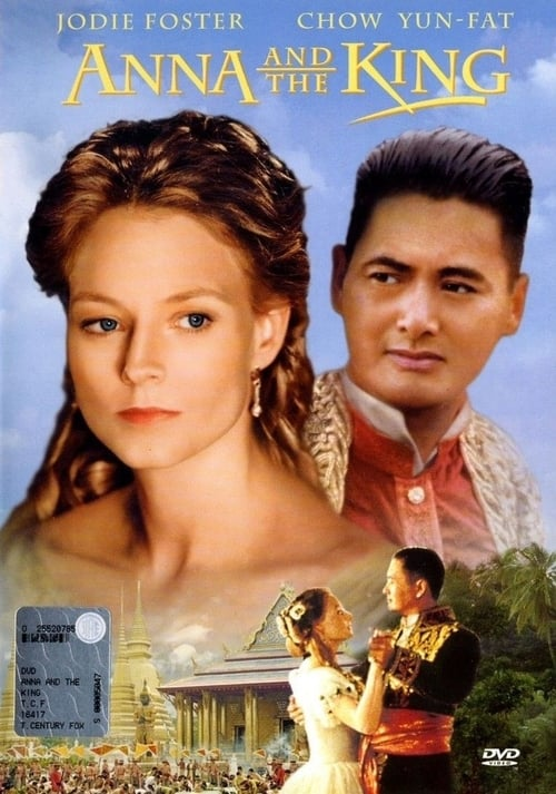 Watch Anna and the King (1999) Full Movie