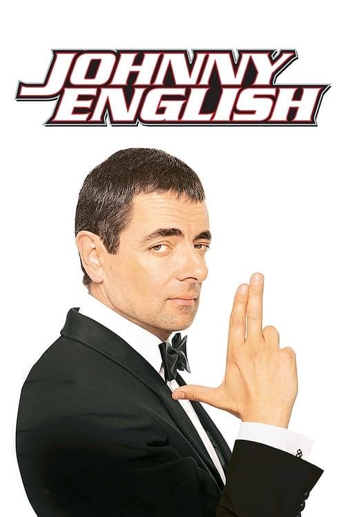 Johnny English - Poster