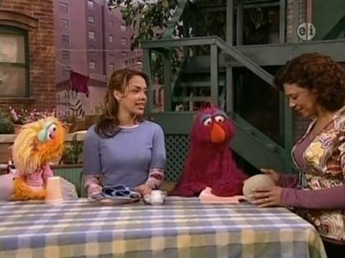 Sesame Street: Season 38 – Episod Gabi, Telly, and Zoe Have a Picnic