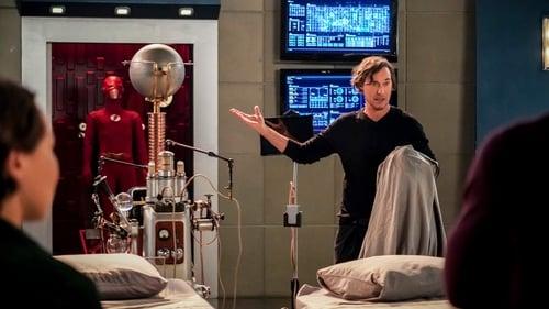 The Flash - Season 5 - Episode 12: Memorabilia