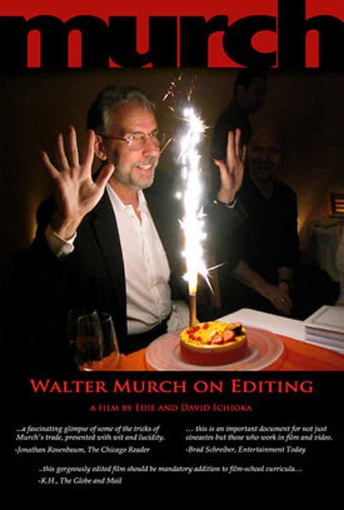 Mira La Película Murch: Walter Murch on Editing En Buena Calidad Hd 720p
