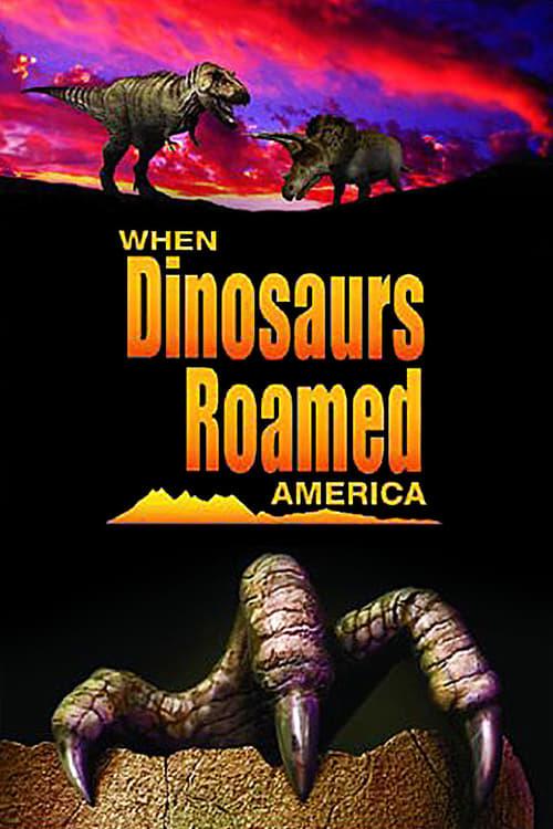 When Dinosaurs Roamed America (1969)