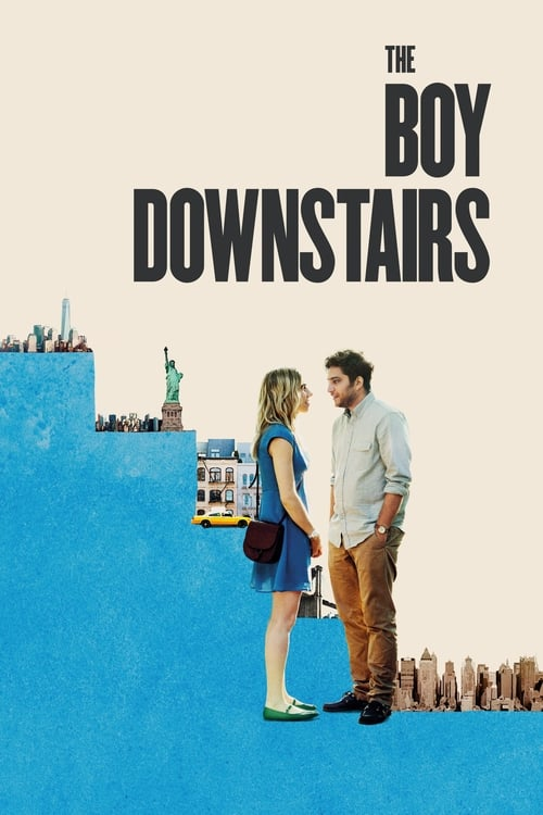 The Boy Downstairs poster