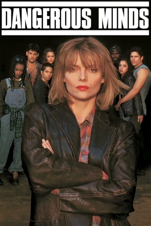 Streaming Dangerous Minds (1995) Movie Free Online