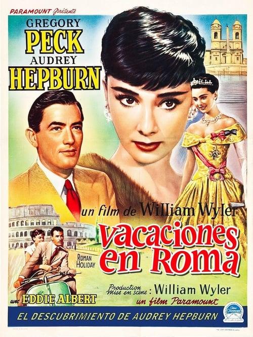 Watch Vacaciones en Roma Doblado En Español