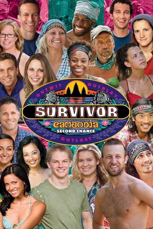Survivor: Cambodia - Second Chance
