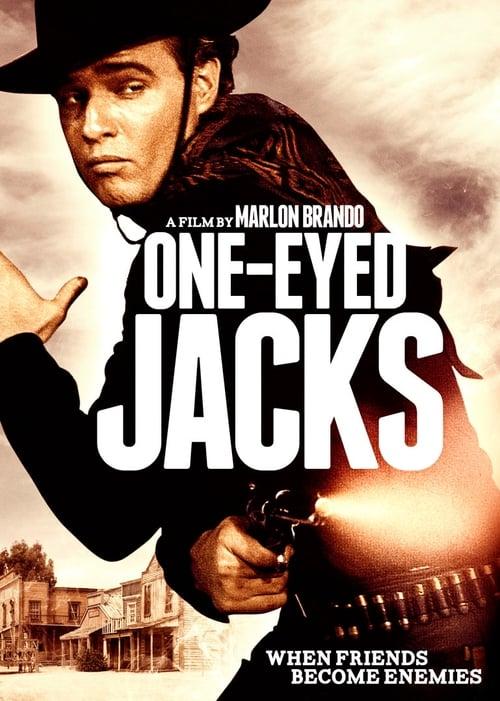 Streaming One-Eyed Jacks (1961) Movie Free Online