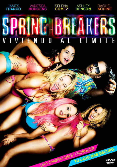 Spring Breakers Peliculas gratis