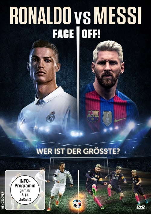 Ronaldo vs. Messi - Poster