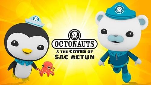 Los Octonautas y las cuevas de Sac Actun