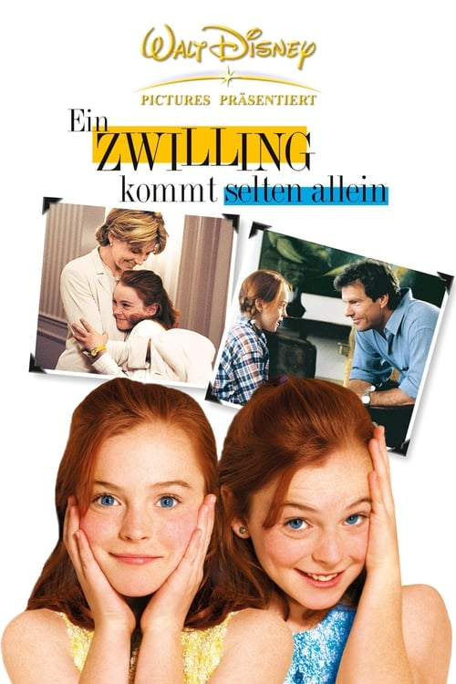 Ein Zwilling kommt selten allein - Komödie / 1998 / ab 0 Jahre
