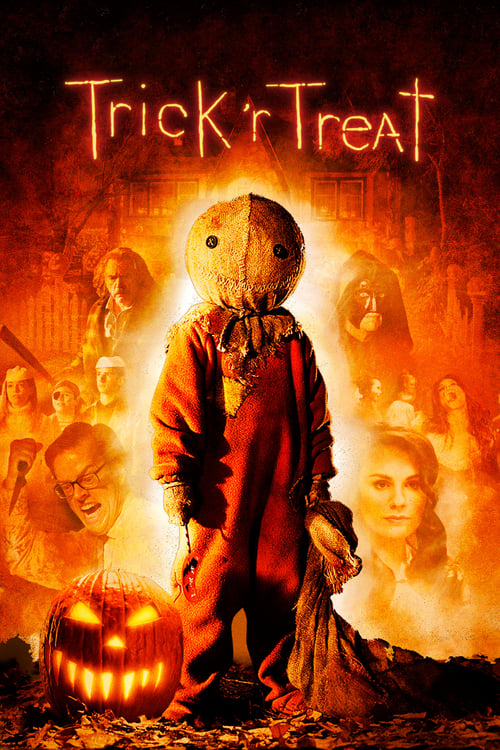 Largescale poster for Trick 'r Treat