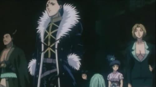 Poster della serie Hunter x Hunter: Original Video Animation