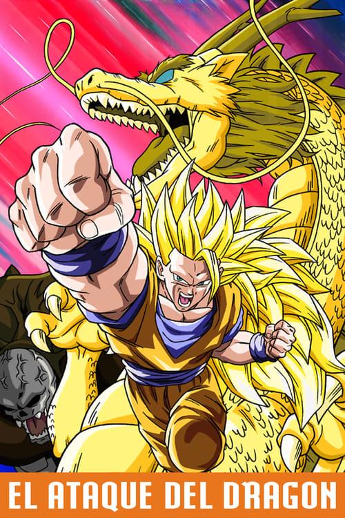 Imagen Dragon Ball Z: El ataque del dragón