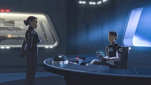 Assistir Star Wars: A Resistência S02E17 – 2×17 – Dublado