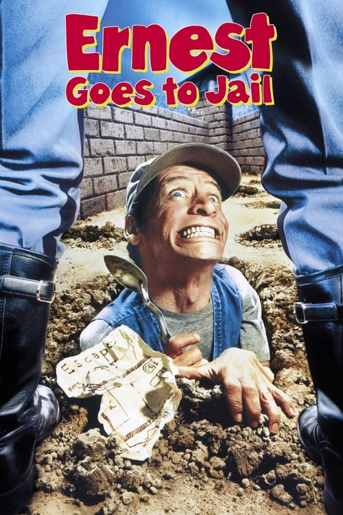 Largescale poster for Ernest Goes to Jail