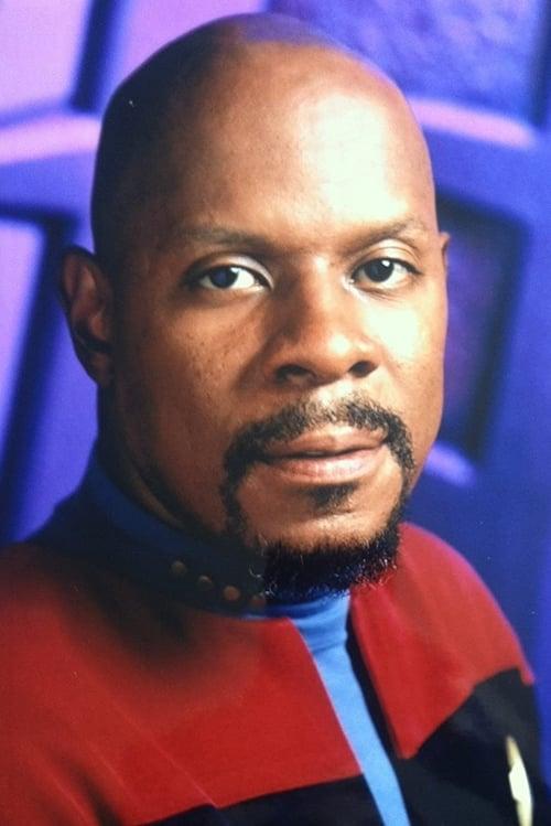 Kép: Avery Brooks színész profilképe