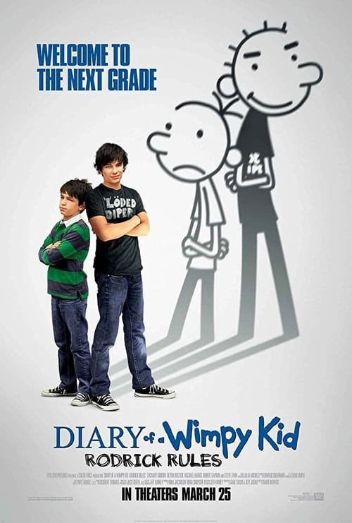Streaming Diary of a Wimpy Kid: Rodrick Rules (2011) Full Movie