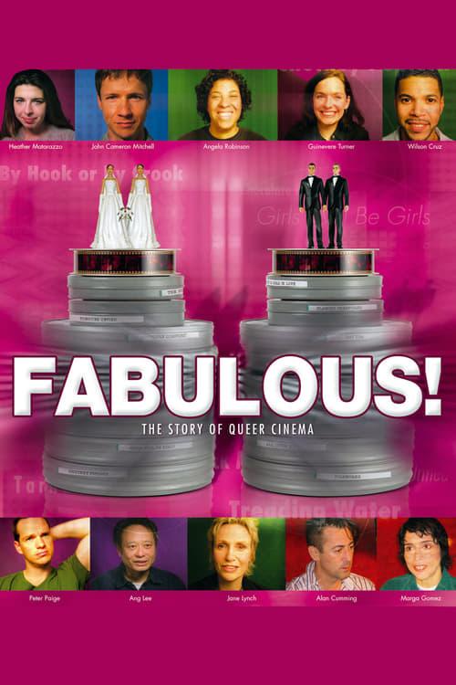Film Fabulous! The Story of Queer Cinema Plein Écran Doublé Gratuit en Ligne ULTRA HD