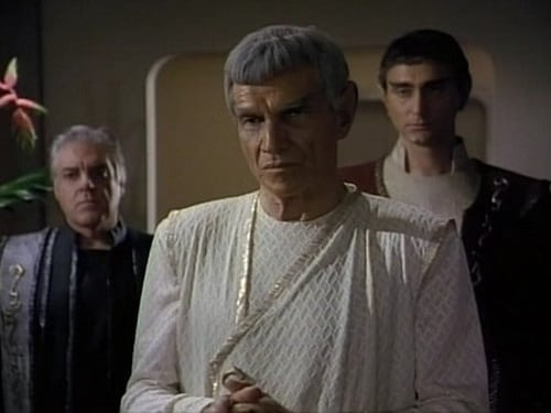 Star Trek: The Next Generation: Season 3 – Episod Sarek
