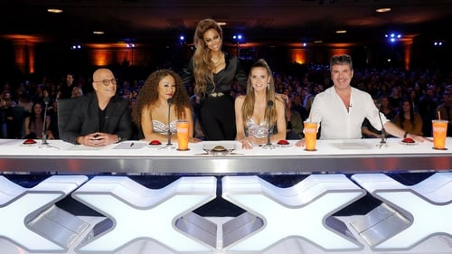 America's Got Talent: Season 13 – Episode Auditions, Week 1
