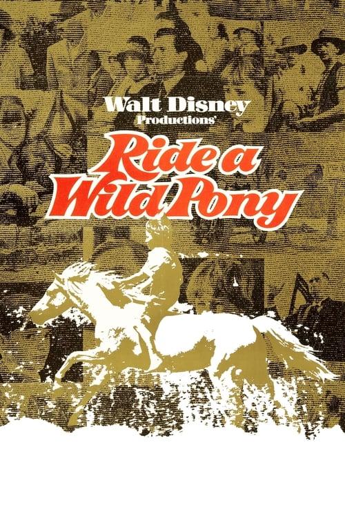 Mira La Película Ride a Wild Pony En Buena Calidad