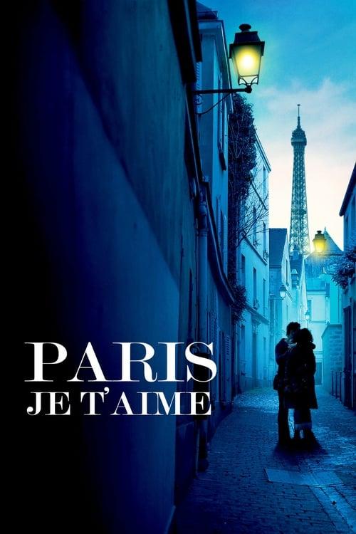 Largescale poster for Paris, Je T'Aime
