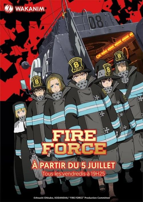 Fire Force (Enen no Shouboutai) (1970)
