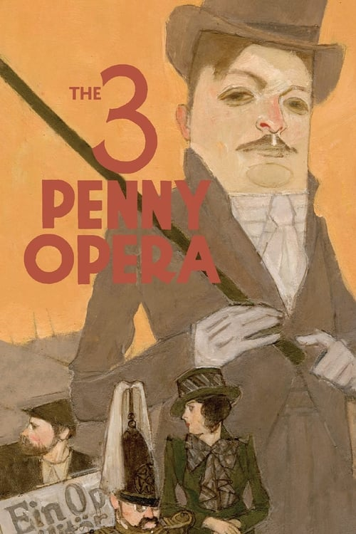 The 3 Penny Opera (1931)
