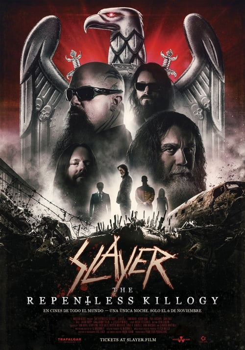 Slayer: The Repentless Killogy pelicula completa
