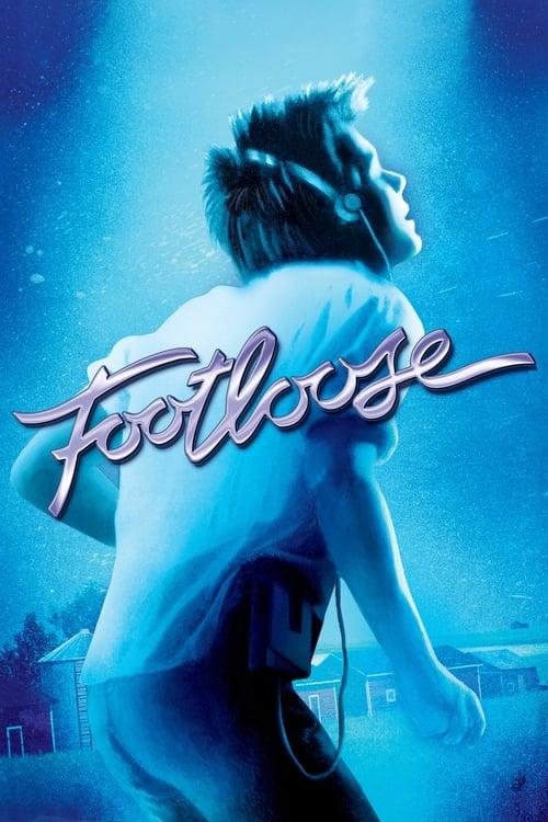 Footloose Movie Poster