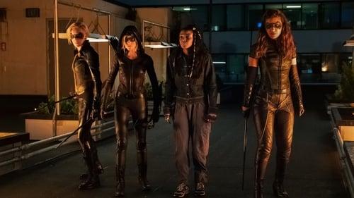 arrow - Season 8 - Episode 9: Green Arrow & The Canaries