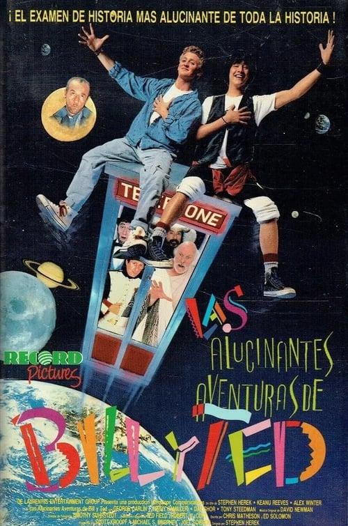 Película Las alucinantes aventuras de Bill y Ted En Línea