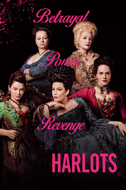 Harlots cover