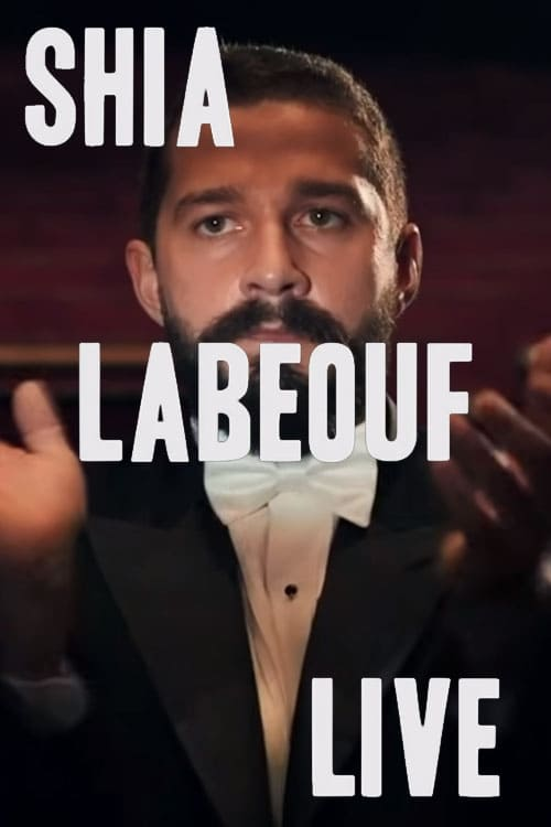 Filme Rob Cantor: Shia LaBeouf Live Online