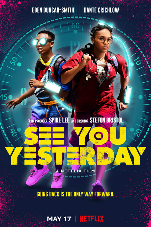 Poster von See You Yesterday