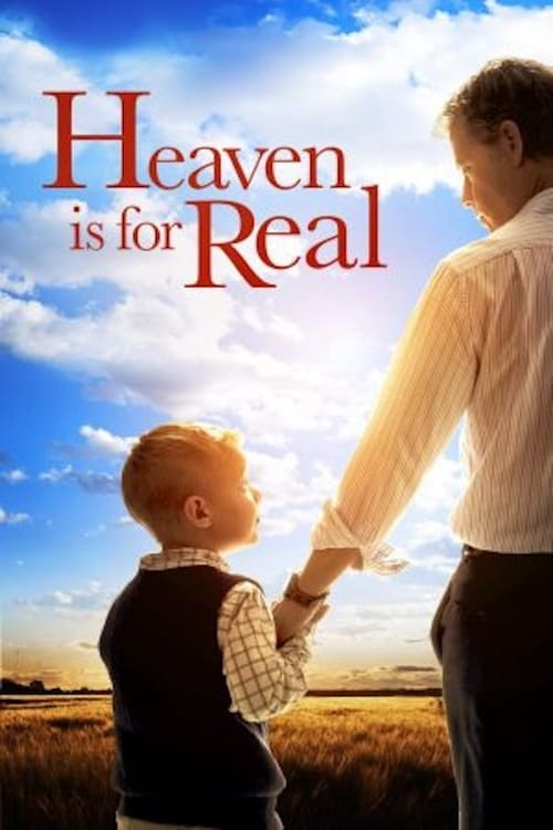 Heaven Is for Real - Poster