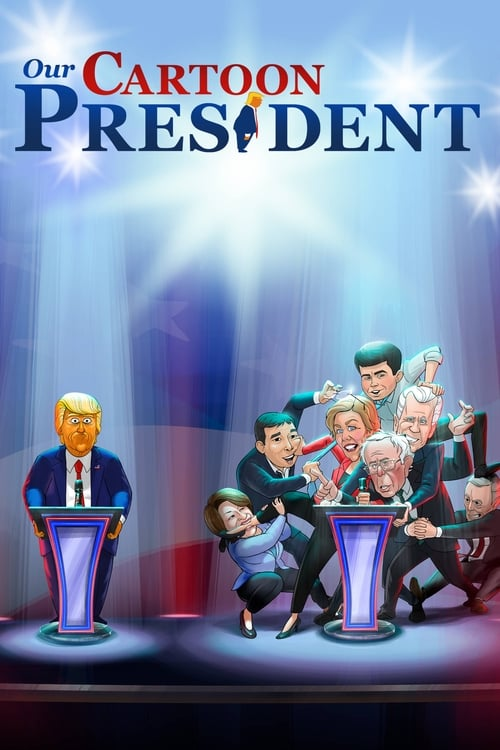 Our Cartoon President Poster
