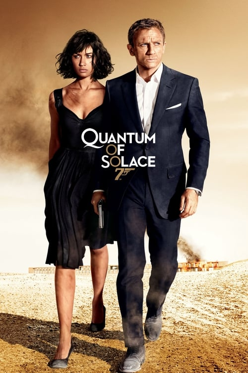 [VF] Quantum of Solace (2008) streaming Disney+ HD